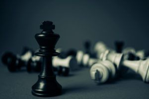 chess pieces strategic decision of specialty