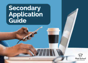 Secondary Application Guide