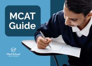 Read more about the article 2021 MCAT Study Guide — Everything You Need to Prepare